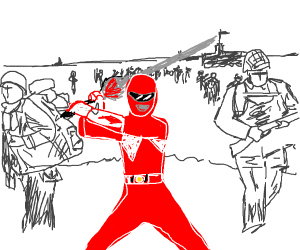 Power Rangers: 1945