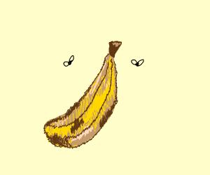 Yucky banana