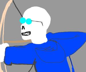 Sans archer