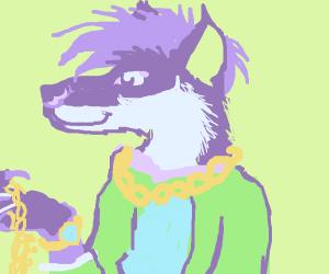 Fancy furry