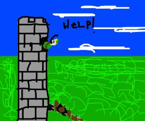 Zelda needs to be saved