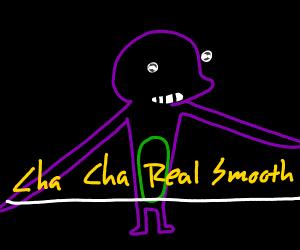 Do the cha cha dance