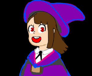 Little witch academia (search it)