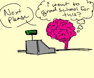 Brain Cashier