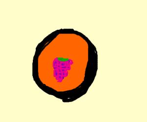 Raspberry in my Soup