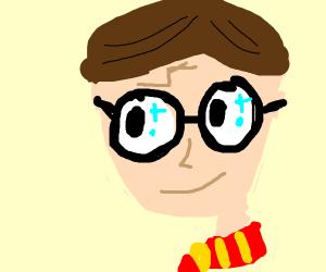 Kawaii Harry Potter