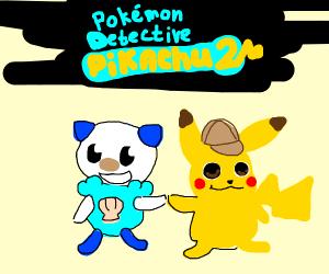 Detective Pikachu 2: Starring Oshawott