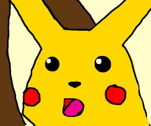 2007 Pikachu O.O