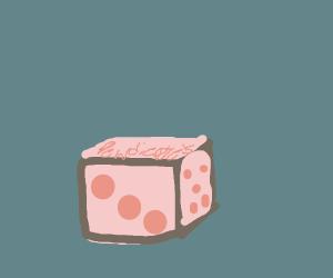 celebrity dice