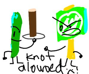 Green Bean Waiter