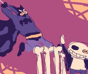 Batman V.S. Sans