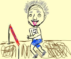 Athletic Einstein
