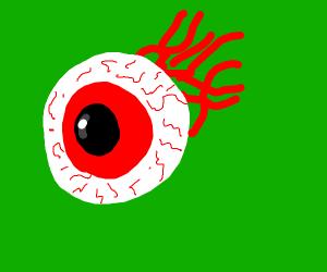 the eye of cthulhu (Terraria)