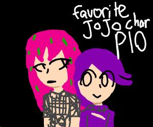 Favorite JoJo character PIO