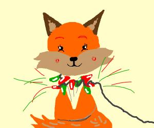 Festive Fox