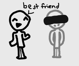 """kid tells emo kid """"You're my best friend"""""""