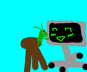 Plankton and Karen