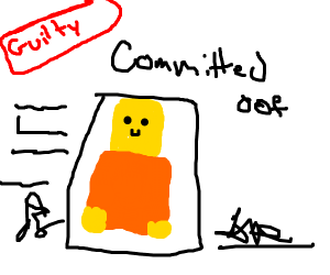 guy committed oof