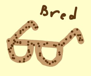 non-useble breadglasses