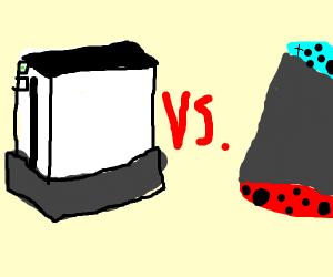 Wii vs Switch