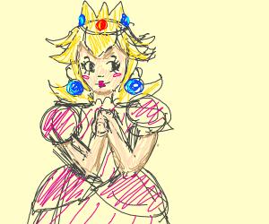 Peach from Mario