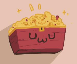 Cute Treasure chest