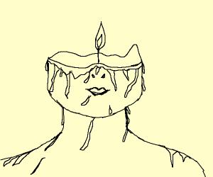 Human Candle