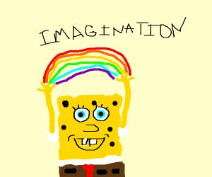 IMAAAGINAAAATIOOON (spongebob)