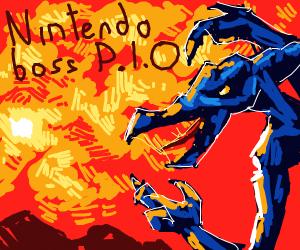 Nintendo boss pio