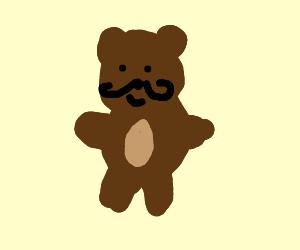 italian anthropomorphic bear