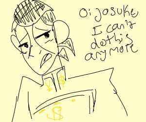 Okuyasu (JJBA) can't...