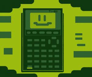 Happy TI-82