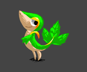 Snivy Poison Ivy