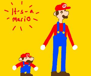 Short Mario, Long Mario