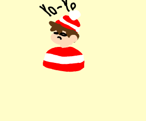 where's waldo yo yo