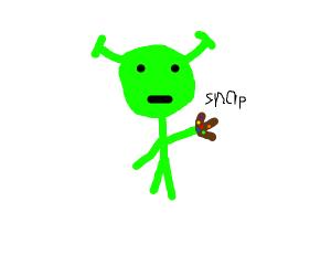 Shrek is Thanos