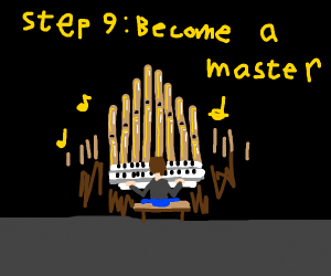 Step 8: Learn the instrument