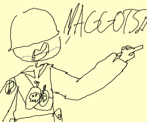 "Solider From TF2 yells ""Maggots"""
