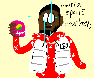 Lebron James asks if u want sprite