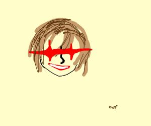 Judge Judy with Jazer Eyes