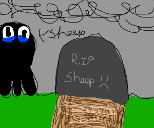 Sheep's Funeral