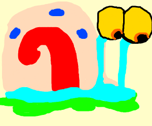 Gary (spongebob's snail)