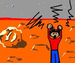 angry man vs mars