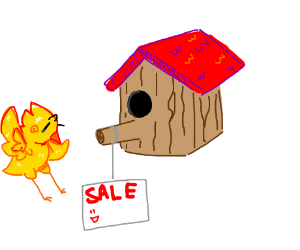 Birdhouse for sale