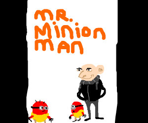 despicable me knockoff film