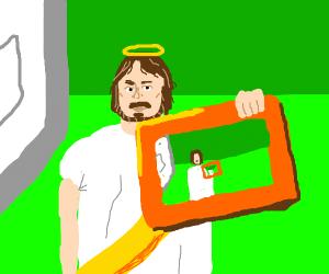 singer that looks like jesus