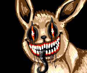 Evil Eevee