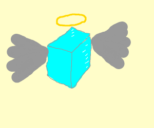 Icecube from Heaven