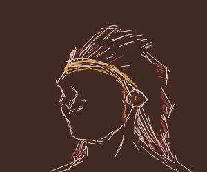 Traditional Native American Dresswear