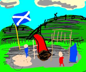Scottish Playground